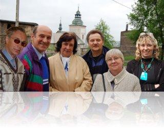 Członkowie Zespołu Caritas