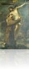 Obraz św. Franciszka z naszego kościoła