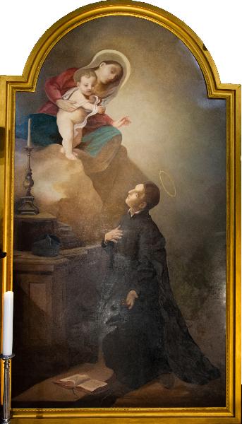 Obraz św. Stanisława Kostki