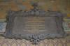 Epitafium rodziny Mieroszewskich w kaplicy Matki Bożej