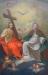 Obraz Świętej Trójcy w ołtarzu głównym